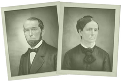 Portraits from Stanley, KS only identified by